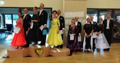 Tanzen im Dreiländereck