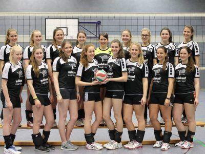 volleyball-maedchen