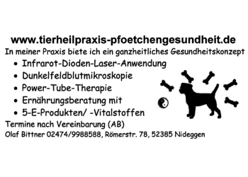 Bittner H., Tierheilpraxis
