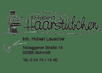 Huberts Haarstuebchen- Lauscher, Hubert