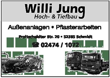 Jung, Willi – Hoch und Tiefbau
