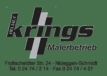 Krings, Helmut – Malerbetrieb