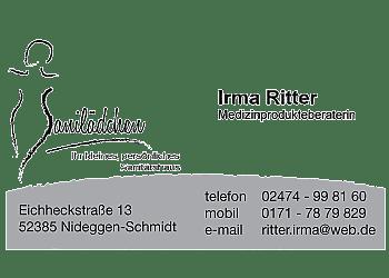 Ritter, Irmgard -Medizinproduktberaterin