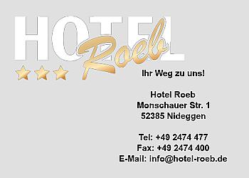 Roeb, Michael – Hotel Roeb