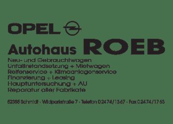 Roeb, Rainer Opel- Autohaus