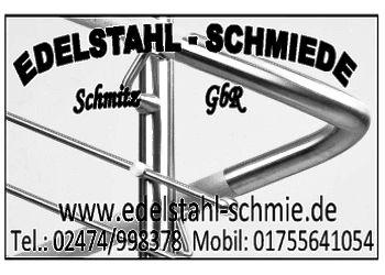Schmitz Gbr, Stefan – Edelstahlschmiede