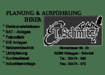 Schmitz, Thorsten – Elektroinstallationen
