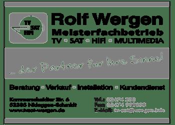 Wergen, Rolf -TV- Sat, Multimedia