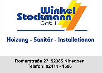 Winkel-Stockmann -Heizung und Sanitär