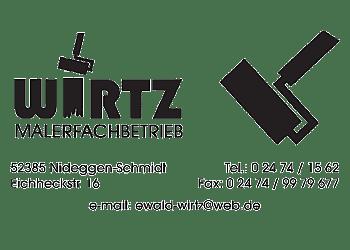 Wirtz, Ewald – Malerfachbetrieb