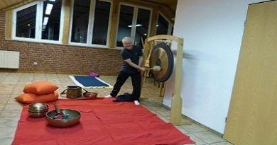 Klangschalen-Massage 11. Mai 2017