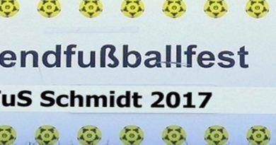 Fußball Jugend-Turnier 2017
