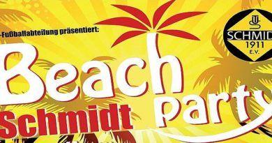 Beachparty 2018