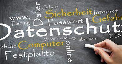Datenschutzverordnung bei Vereinen