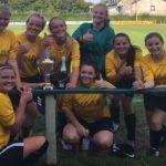 Erster Sieg für die Frauenfußball-Mannschaft