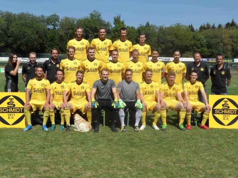 I. Mannschaft Saison 2018-2019