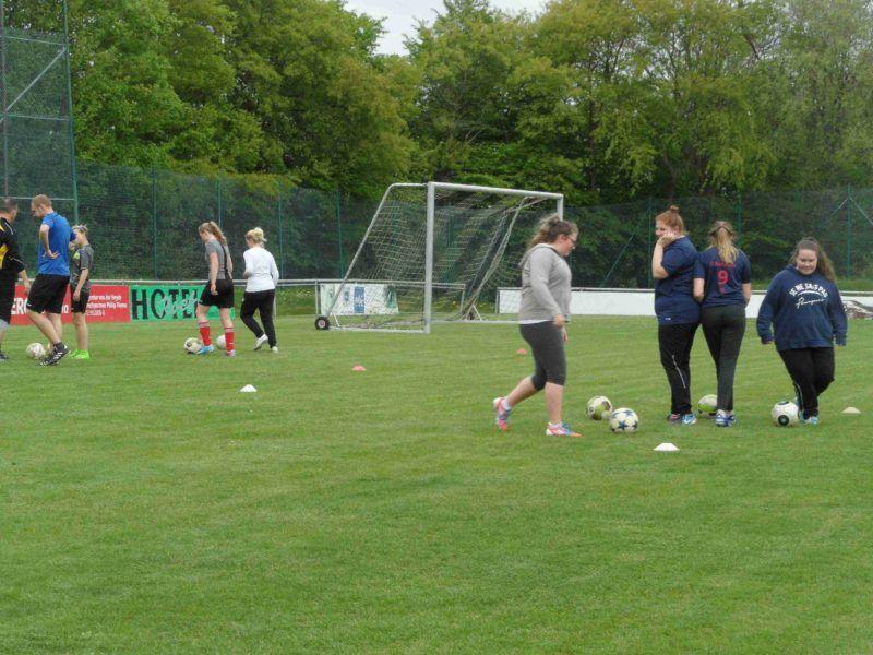 Training FF 2