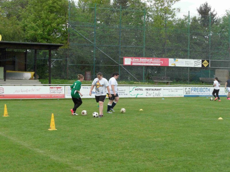 Training FF