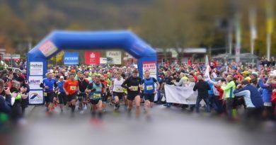 22. Rursee Marathon 2018