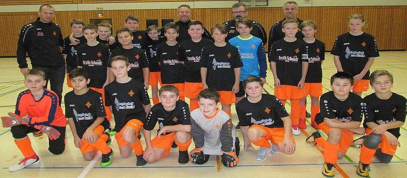 Junioren Turnier des TuS Schmidt 2018