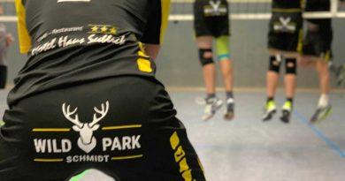Weiterer Sponsor Volleyball Männer