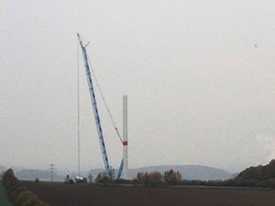 Baustopp für Windpark ?