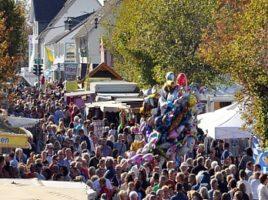 Simmerather Herbstmarkt ist abgesagt